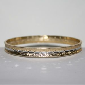 Beautiful vintage Western Germany Gold bracelet